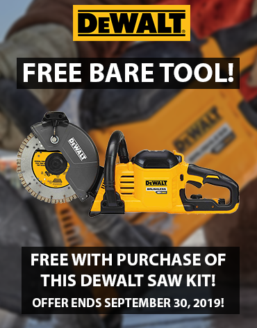 DeWalt Saw Kits