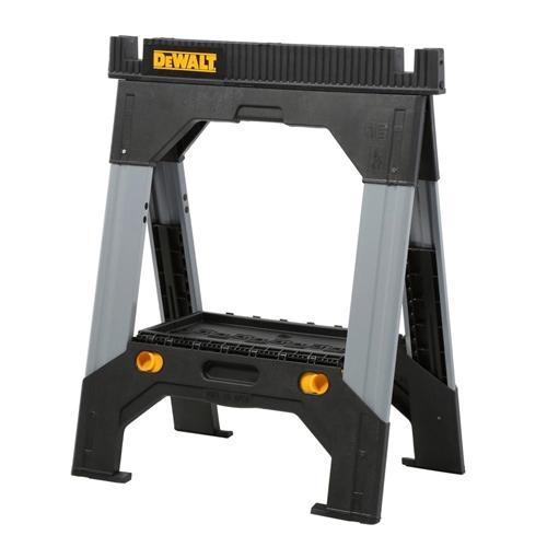 Dewalt Dwst11031 Adjustable Metal Legs Sawhorse Acetool Com