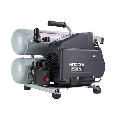 Hitachi Ec99s 4 Gallon Portable Electric Twin Stack Air