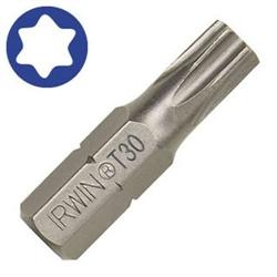 Fastener Drive IRWIN 92381 T55 Insert Bit Shank Dia 5//16 x 1-1//4