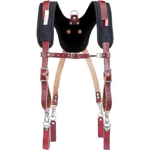 49a80ec75de Occidental Leather 5055 Stronghold Suspension System Best Tool Belt Systems  Made in America