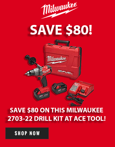 Save now on the Milwaukee Impact Packout Kit!
