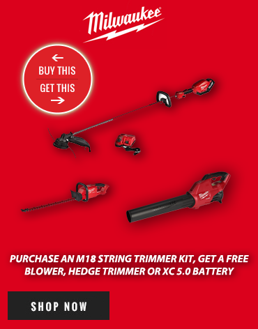 Buy this string trimmer, get a free tool